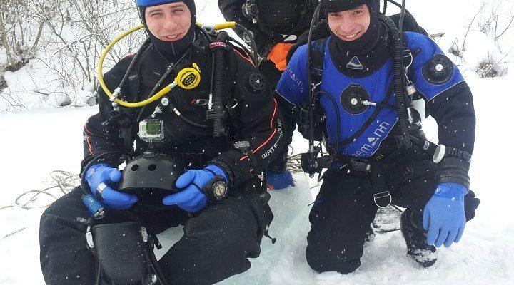 Погружения под лед