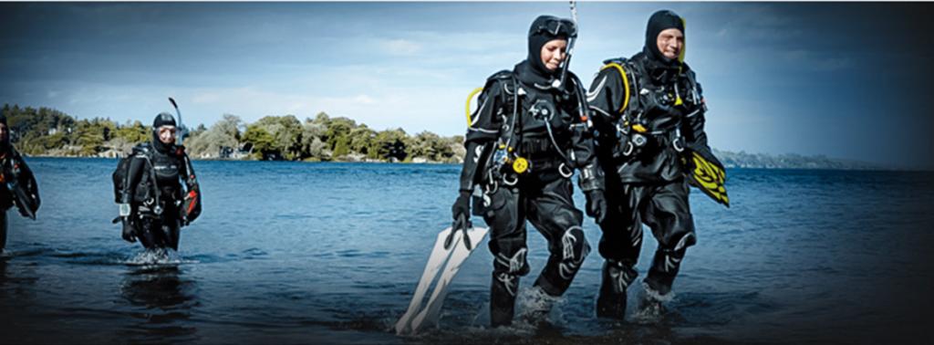 dry-suit-diver
